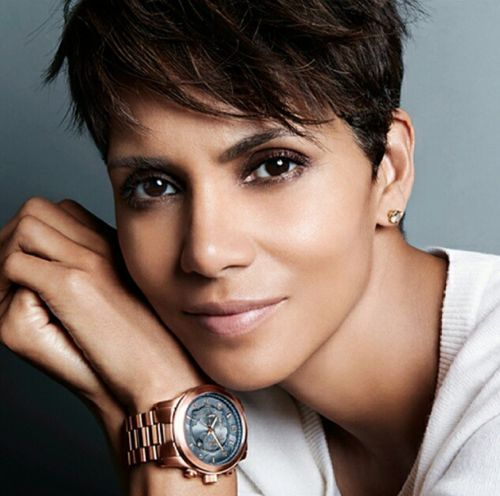 Beauty Role Model Halle Berry shares her makeup routine, and why she does not celebrate Valentine's Day