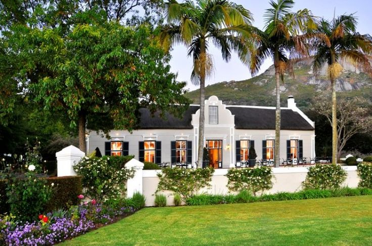 Grande Roche, South Africa #cape #dutch