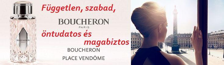 Boucheron Place Vendôme EDT női parfüm  Place Vendome Eau de Parfum koncentrátum kezdeti illata után Boucheron ház bemutatta Place Vendome Eau de Toilette verziót. Az illat nevét a párizsi cím (Place Vendôme 26) után nevezték el, ahol Frederic Boucheron 1893-ban nyitotta meg első ékszerboltját.  Mindkét változat mögött a híres illattervezői nevek - Olivier Cresp és Nathalie Lorson. Állnak. Míg az alapillat orientális- virágos jellegű, az új változat citrusos - virágos – fás pézsma illatvilág…