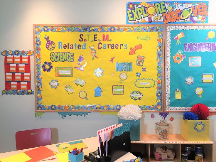 Yellow Classroom Decor : 31 best eureka stem classroom images on pinterest classroom