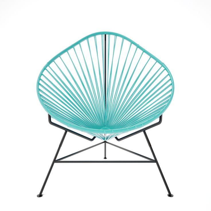 acapulco chair for the home pinterest. Black Bedroom Furniture Sets. Home Design Ideas