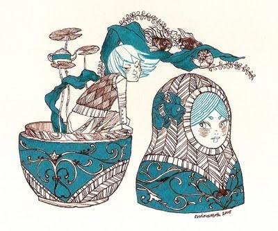 Más de 1000 ideas sobre Tatuajes De La Muñeca Rosa en Pinterest ...