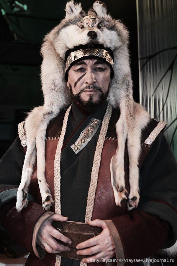 Shaman by Vitaly Taysaev on 500px - Traditional Buryat theatre Baikal. Bargudjiin Tukum is one of the famous Buryat performance made by Dandar Badluev.