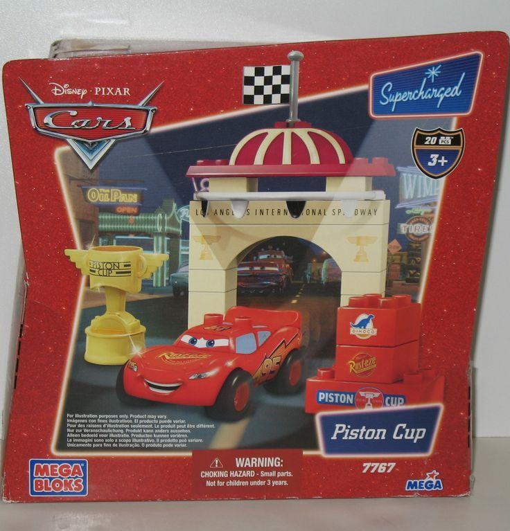 Lego Pixar Cars