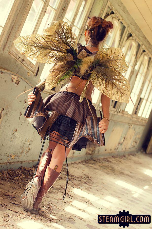 Ayria - Steam Girl : Photo