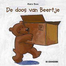 Prentenboek: 'De doos van Beertje'