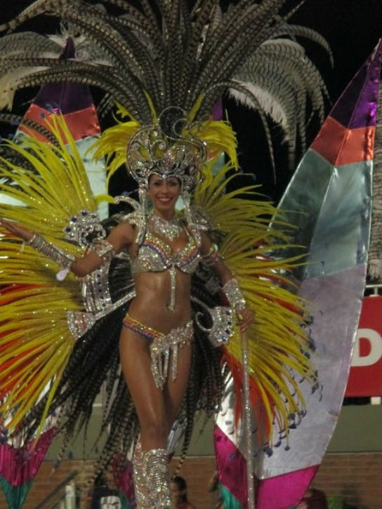 #SouthAmerica #RiodeJaneiro #Travel #Gonomad #CarnivalinParaguay