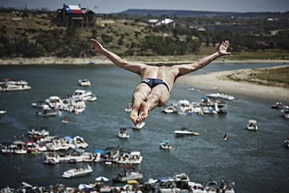 Gallery: Incredible Photos from the 2014 Red Bull Cliff Diving World Series