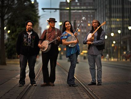 "Mother Jones: Review: Carolina Chocolate Drops' ""Leaving Eden"""
