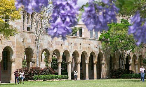 University of Queensland - The Australian Eduscape – Top 10 Universities