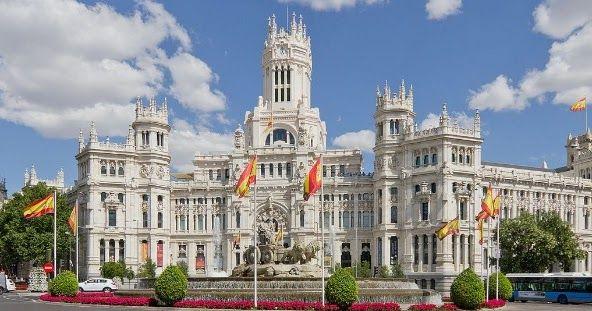 معلومات عن مدينة مدريد السياحية Madrid Virtual Travel Spain