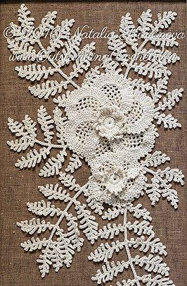 Crochet patterns by Natalia Kononova at Outstandingcrochet.com