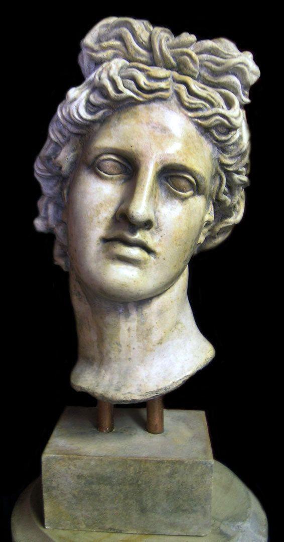 The Greek God Apollo God Of The Sun Greek Mythology