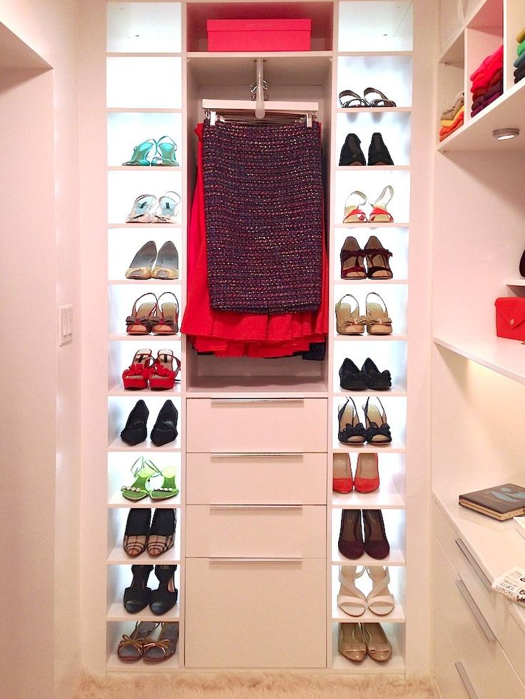 My Closet Remodel / Ikea Hacking / Midi Skirts U0026 Shoes, My Ultimate  Weakness.