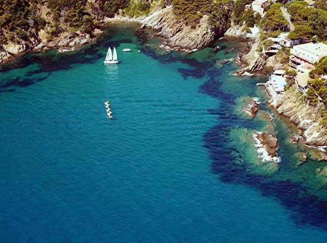 Cavalaire sur Mer, France - #golfesttropez #france #beach #vacations #sun www.visitgolfe.com