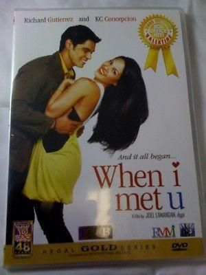Filipino WHEN I MET U Richard Gutierrez KC Concepcion