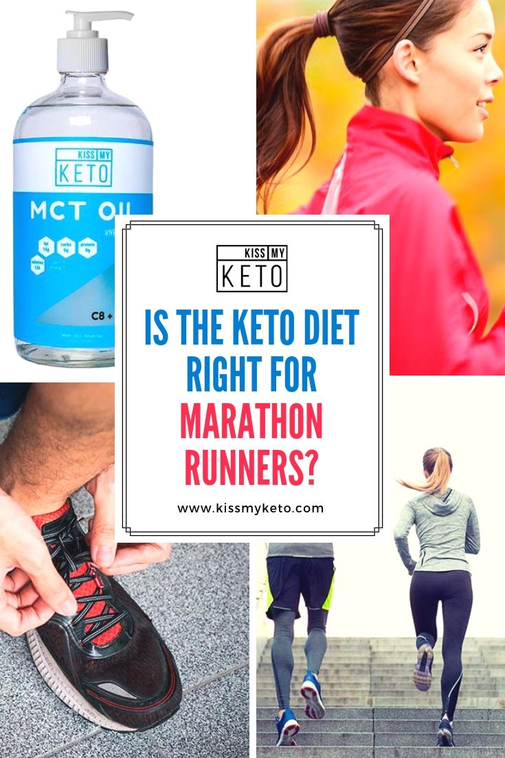 is a keto diet safe for runners?