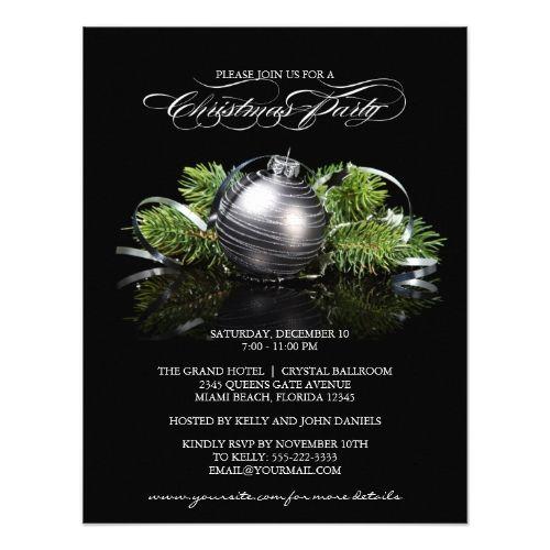 9 besten weihnachtsfeier einladungen vorlagen bilder auf. Black Bedroom Furniture Sets. Home Design Ideas