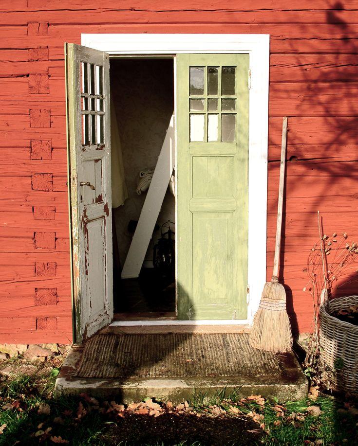 Image result for scandinavian front door falu