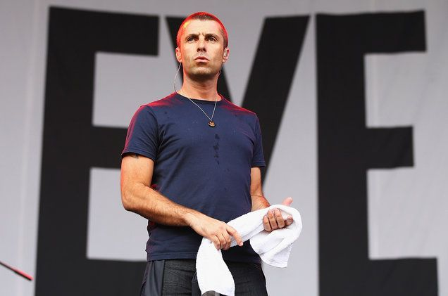 Liam Gallagher Reveals Title of Solo Debut Album  The former Oasis and Beady Eye frontman tweeted the title but hes keeping us in the dark on its release date.