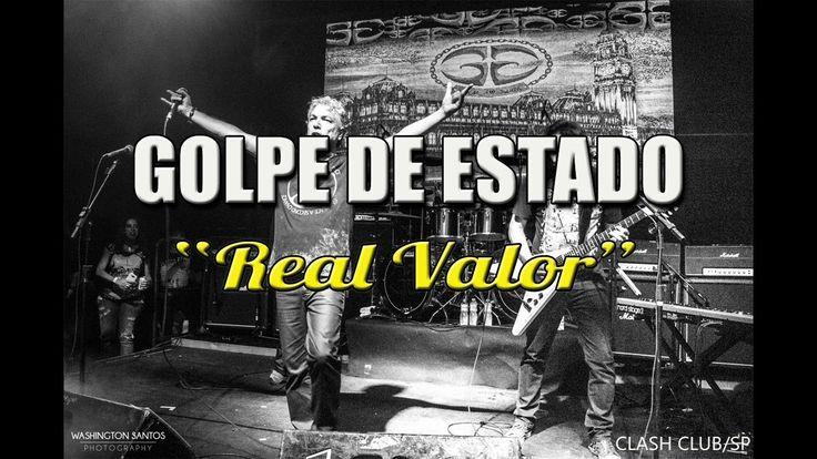 Golpe de Estado Part. de Catalau - Real Valor - Clash Club - SP - 23Out16