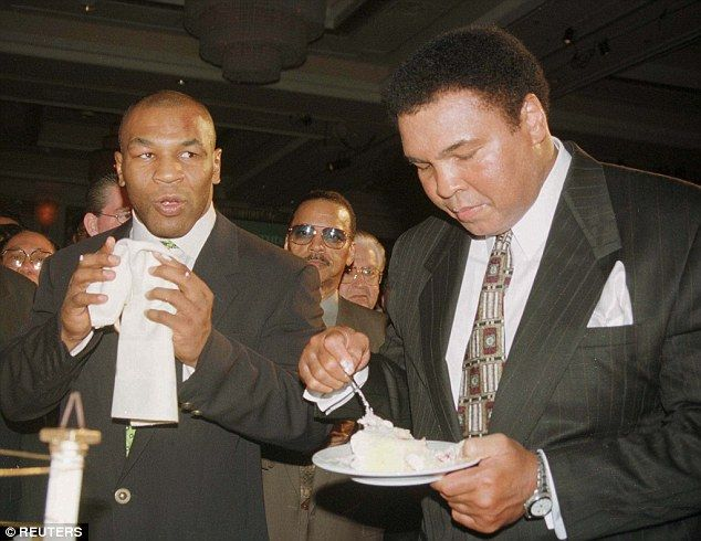 Tyson: Ali inspired me to box, I'd listen to calls to hear him speak