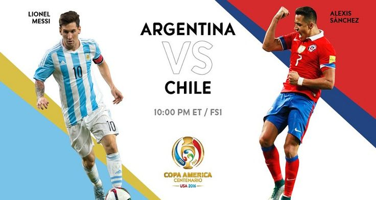 Copa America 2016 Schedule: Argentina vs Chile Watch Online, Live Stream - http://www.australianetworknews.com/copa-america-2016-schedule-argentina-vs-chile-watch-online-live-stream/