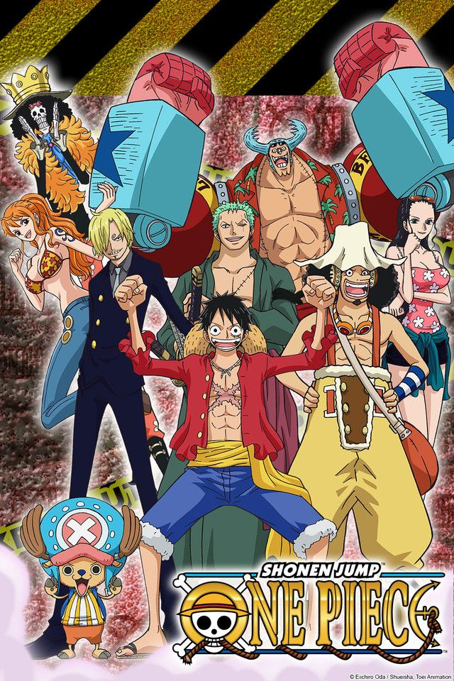 One Piece key visual