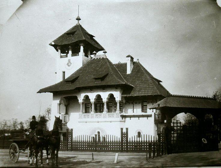 Cristofi Cerchez (1872-1955) | Arhitectura 1906