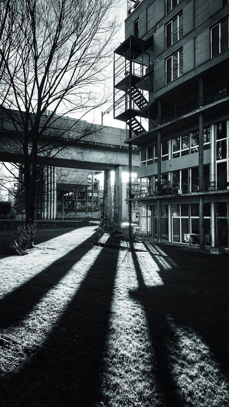 Mächtig. #light #blackandwhite #architecture #photography