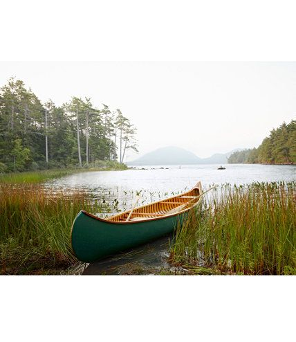 L.L.Bean 100th anniversary Old Town Canoe - made in Maine