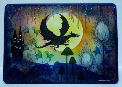 BaRb'n'ShEll Creations - Magical Home, Lavinia - BaRb