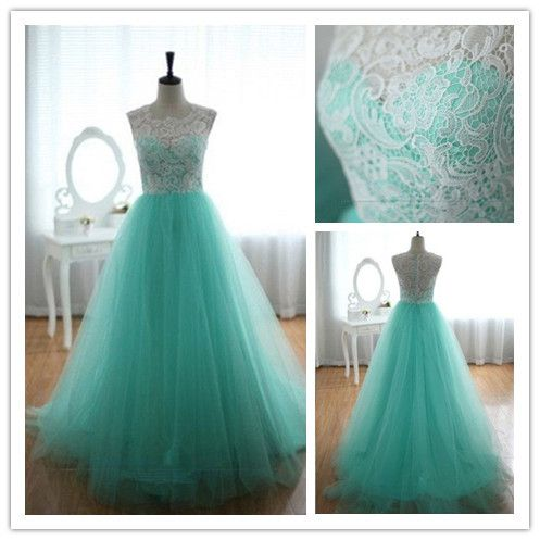Free Shipping 2014 Newest Discount Cute Lace Multi-layer Tulles Elegant Prom Girls Dresses