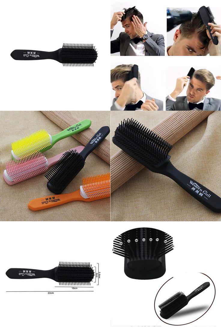 [Visit to Buy] 1Pc Hair Styling Comb Anti-static Hair Brush Massage Comb Scalp Massage Hair Dressing Salon Brush Y2 #Advertisement