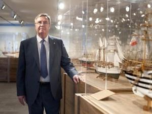 """A partir del 26 de Octubre de 2012.    En la Casa Principal de Salazar. Santa Cruz de La Palma.    Exposición """"Museo de Modelismo Naval Julio Castelo Matrán""""."""