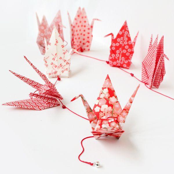 Les 25 meilleures id es de la cat gorie adeline klam sur pinterest petite boite petites - Tuto grue origami ...