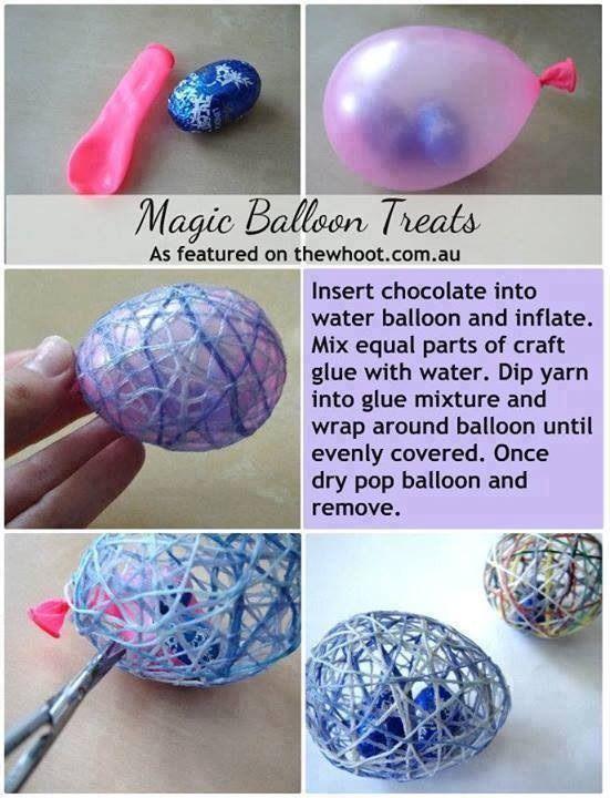 Fun Idea For Easter!!
