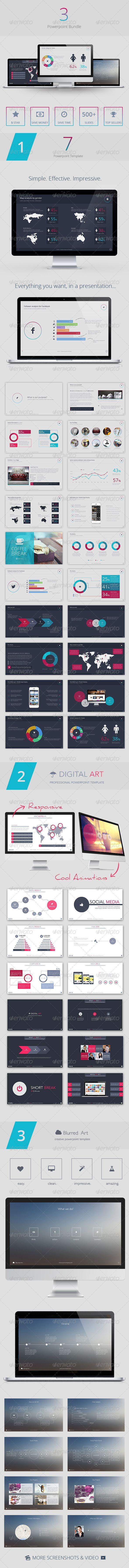 20 best keynote/ powerpoint templates images on pinterest, Presentation templates