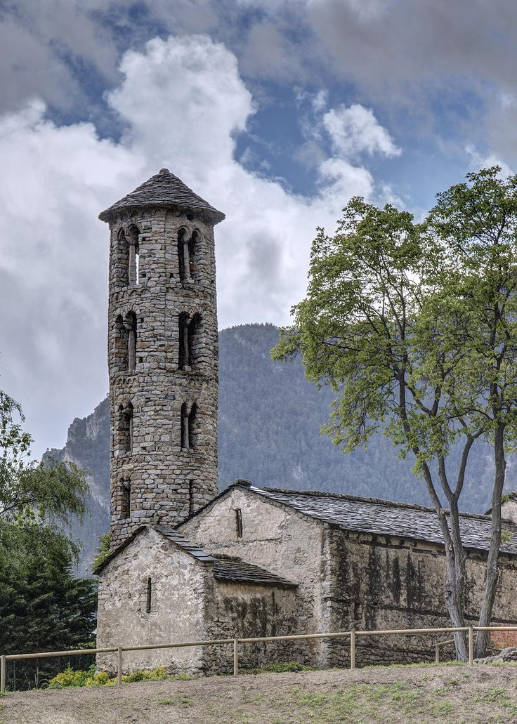 Santa Coloma by Agustín Saez Noguera on 500px