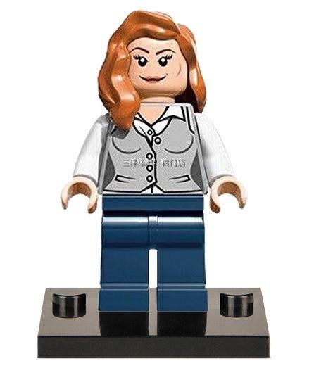 Lois Lane Minifigure