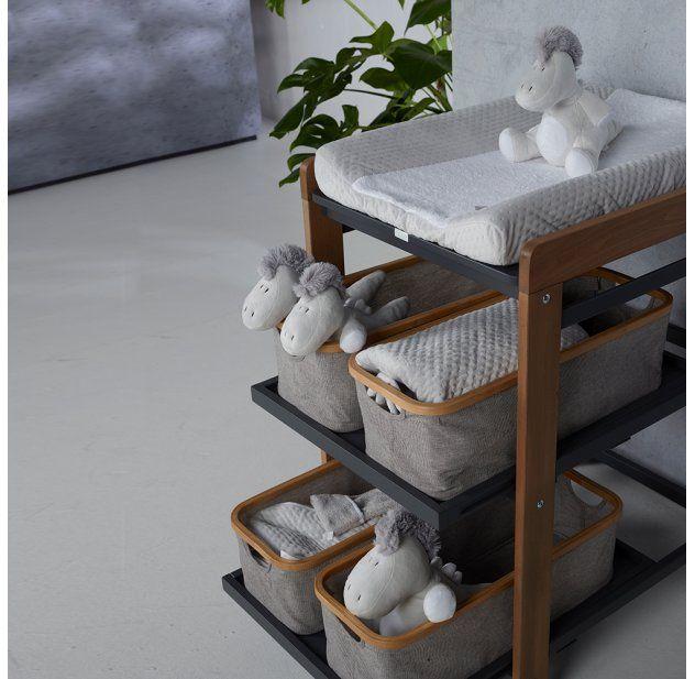 table a langer comfort avec roues