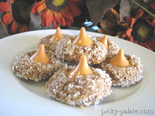 Double Pumpkin Kissed Chocolate Chunk Cookies Recipe — Dishmaps