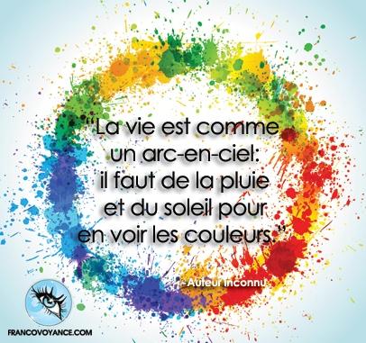 Une belle pensée positive! Nos voyants sont en direct FrancoVoyance.com