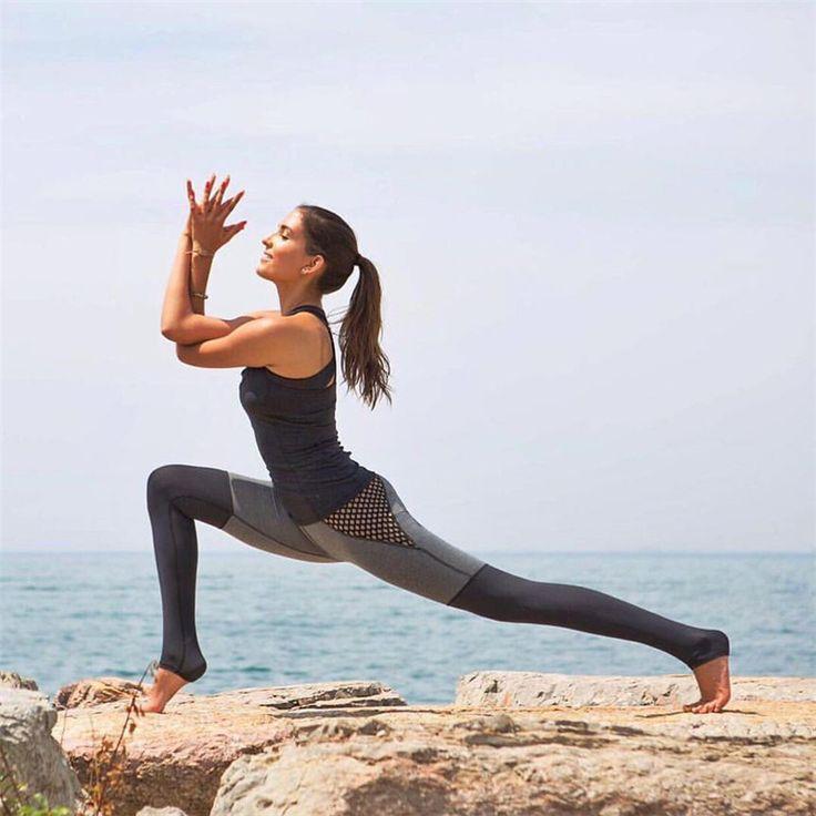 Sports Black Women Mesh Running Pants Hot Gym And Yoga Tights Professional Female Fitness Legging