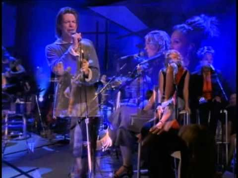 David Bowie - Word on a Wing - (VH1 Storytellers) FULL