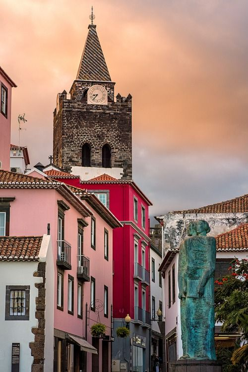 Madeira, Portugal(by Steve Bark)