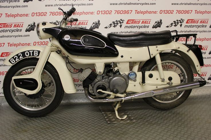 ARIEL ARROW 250 cc