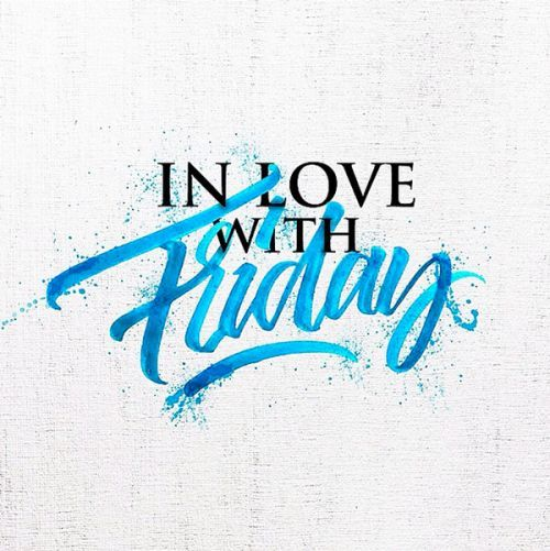 In love with Friday by David Milan