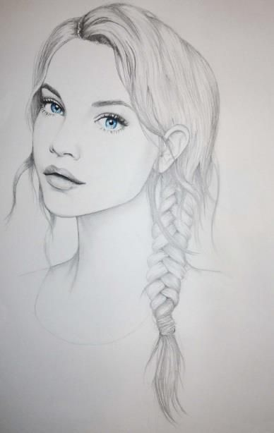 25+ best ideas about Female face drawing on Pinterest   Drawing ...