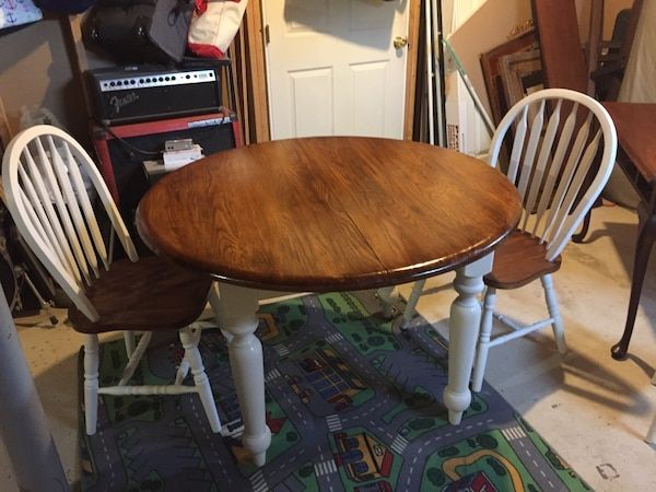 Used Table And Chairs For Sale In Sewell Letgo Joanne S Cool